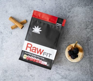 Burn Protein Yogurt Rawfit
